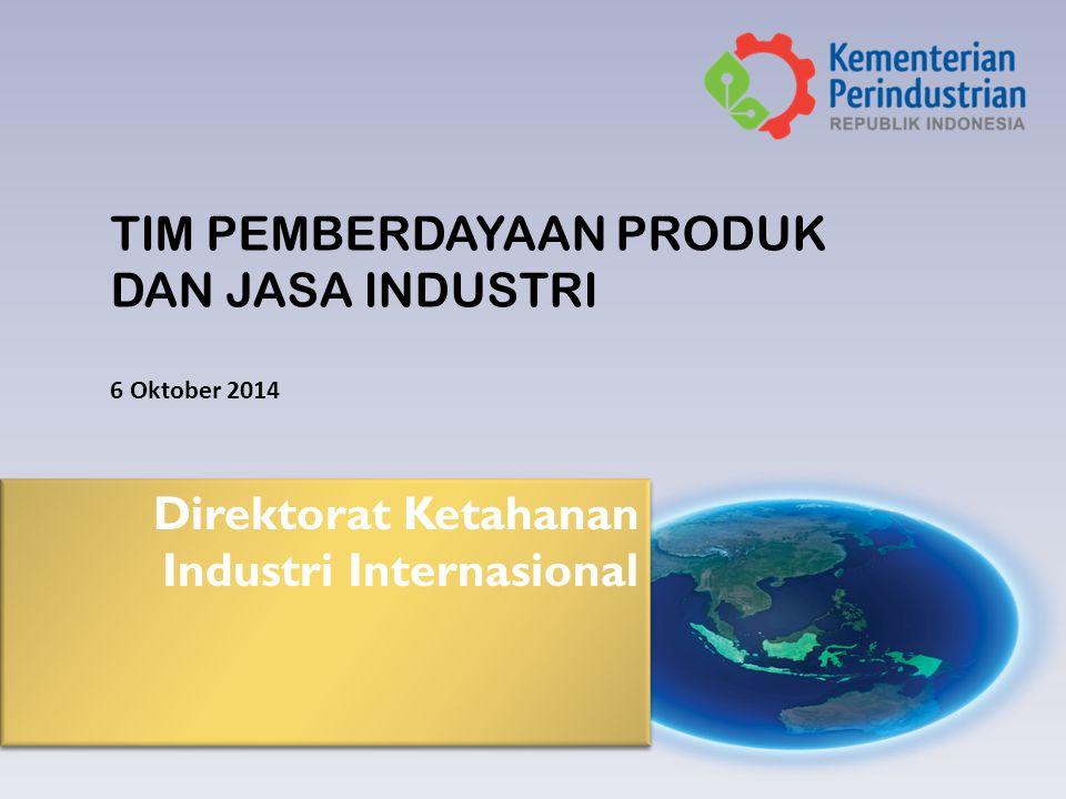 Direktorat Ketahanan Industri Internasional