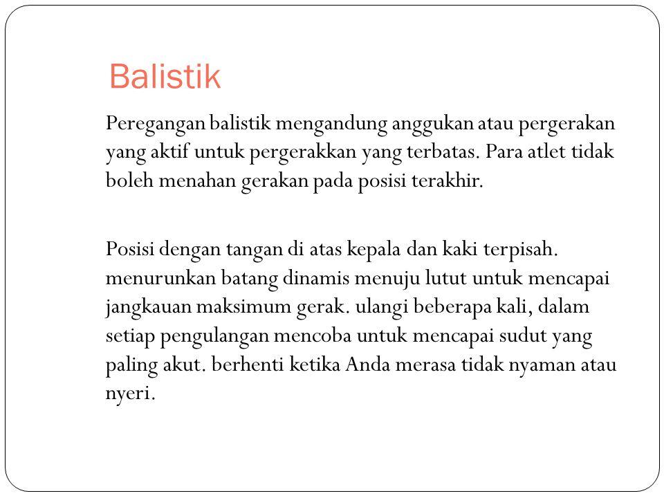 Balistik