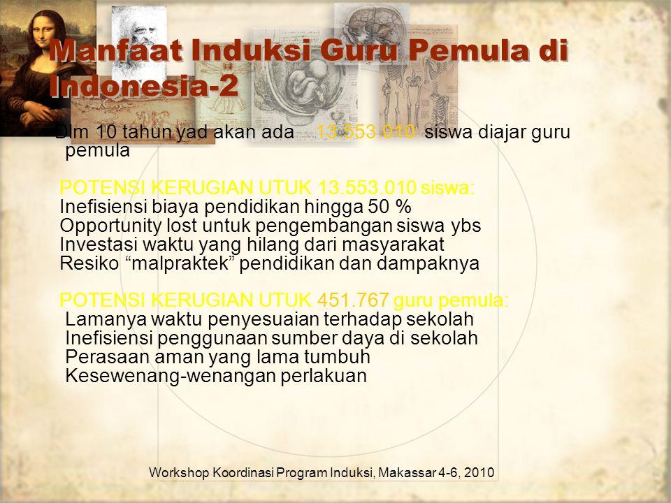 Manfaat Induksi Guru Pemula di Indonesia-2