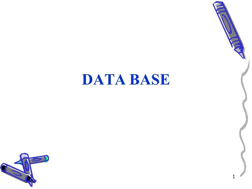 DATA BASE 1
