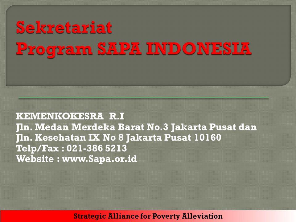Sekretariat Program SAPA INDONESIA