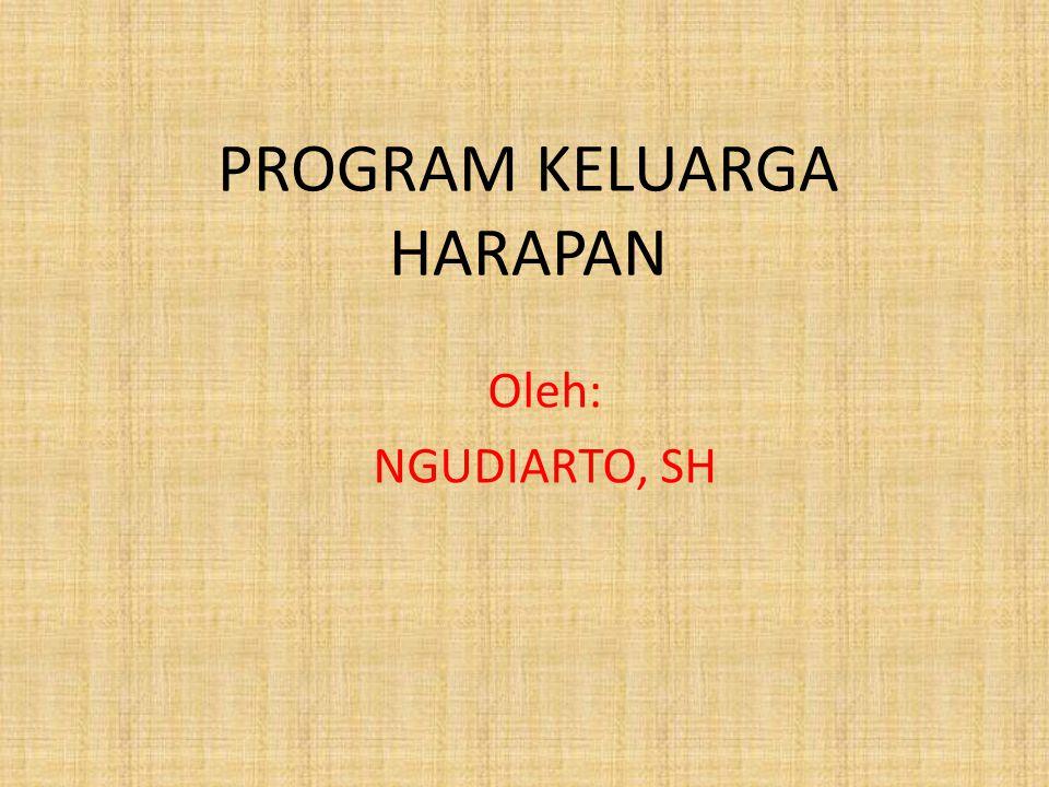 PROGRAM KELUARGA HARAPAN