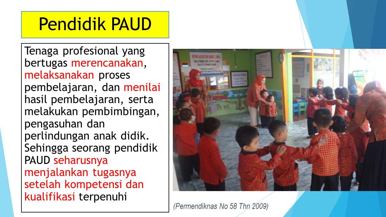 Pendidik PAUD