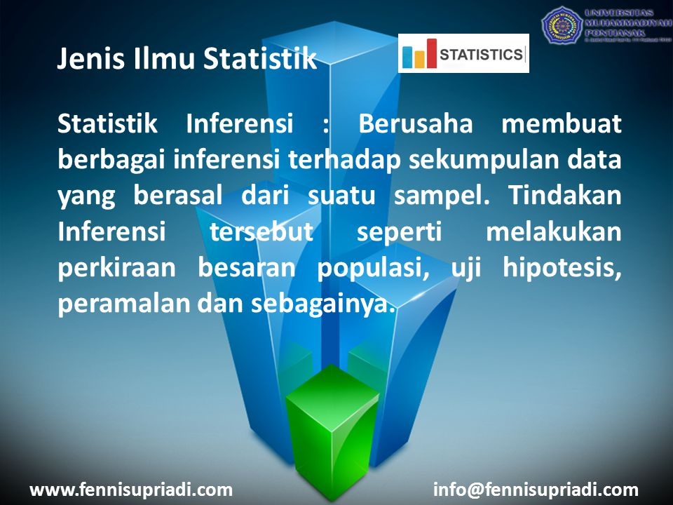 Jenis Ilmu Statistik