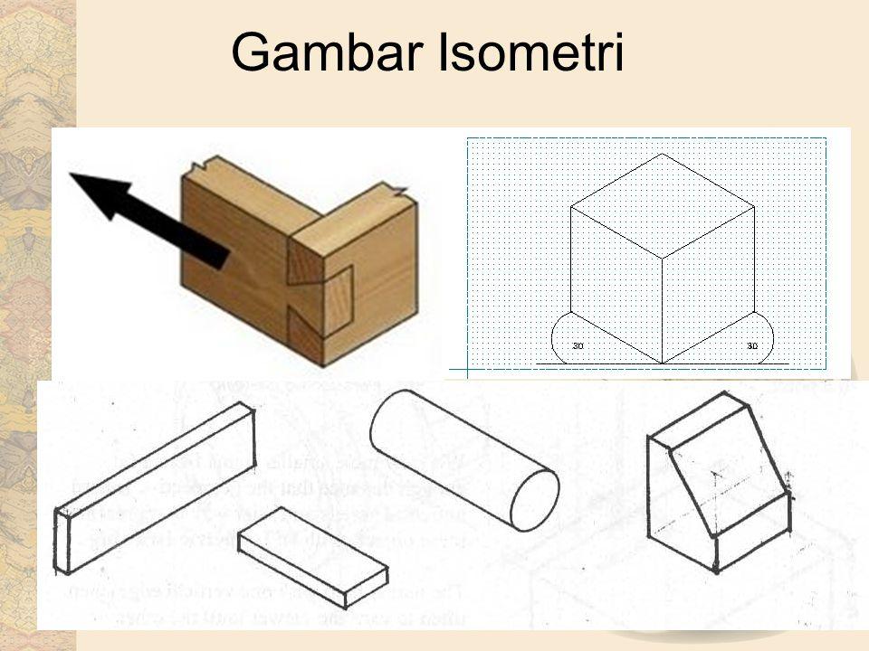 Gambar Isometri