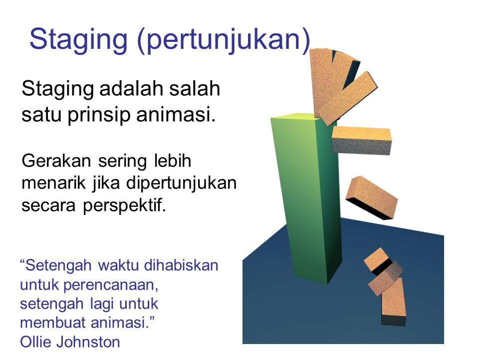 Staging (pertunjukan)