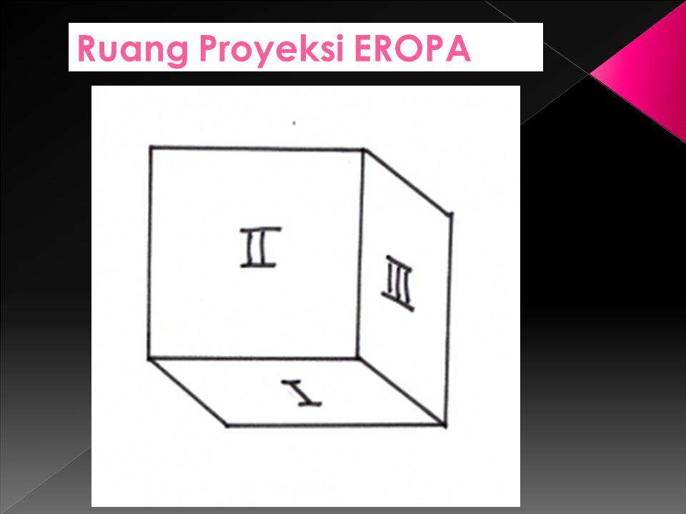 Ruang Proyeksi EROPA