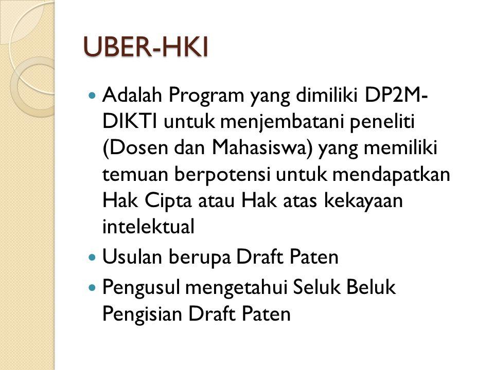 UBER-HKI