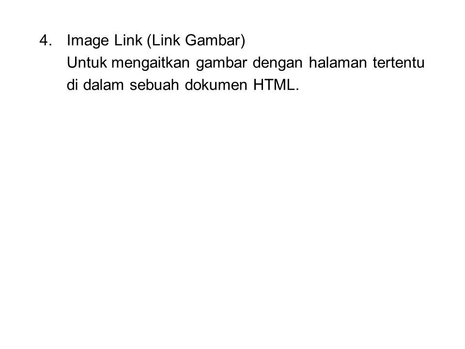 4. Image Link (Link Gambar)