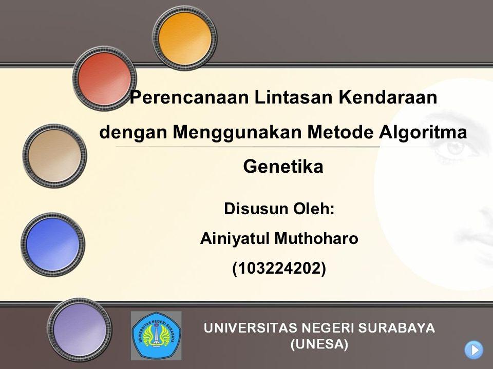 Disusun Oleh: Ainiyatul Muthoharo (103224202)