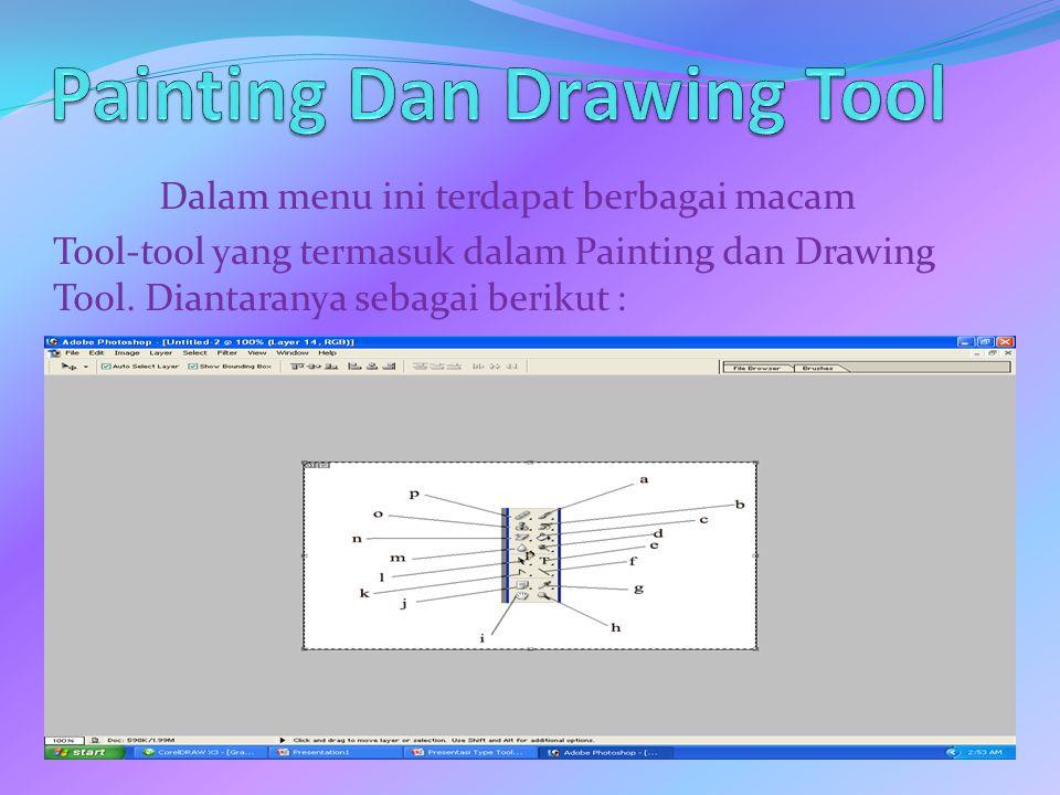 Painting Dan Drawing Tool