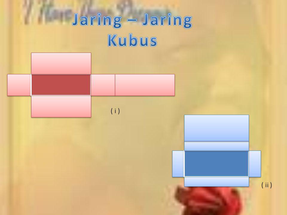 Jaring – Jaring Kubus ( i ) ( ii )