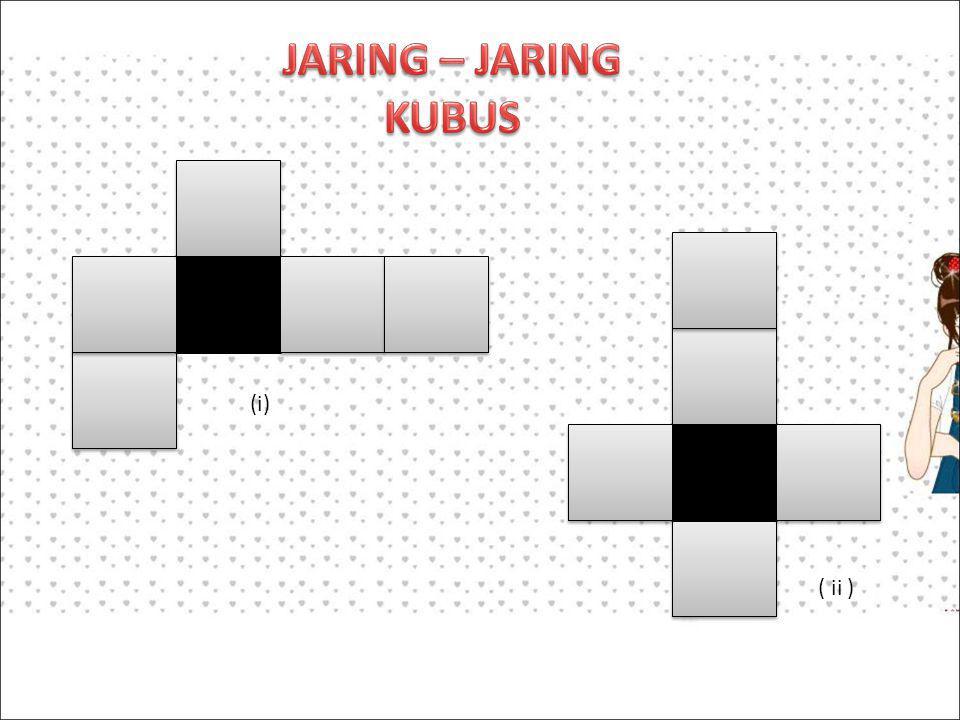 JARING – JARING KUBUS (i) ( ii )