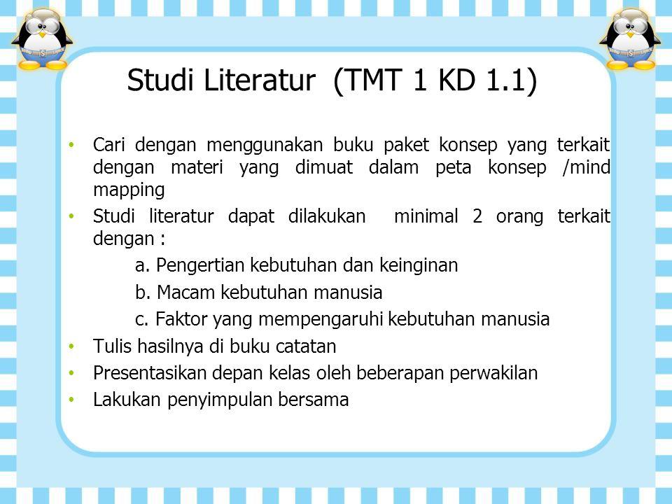 Studi Literatur (TMT 1 KD 1.1)