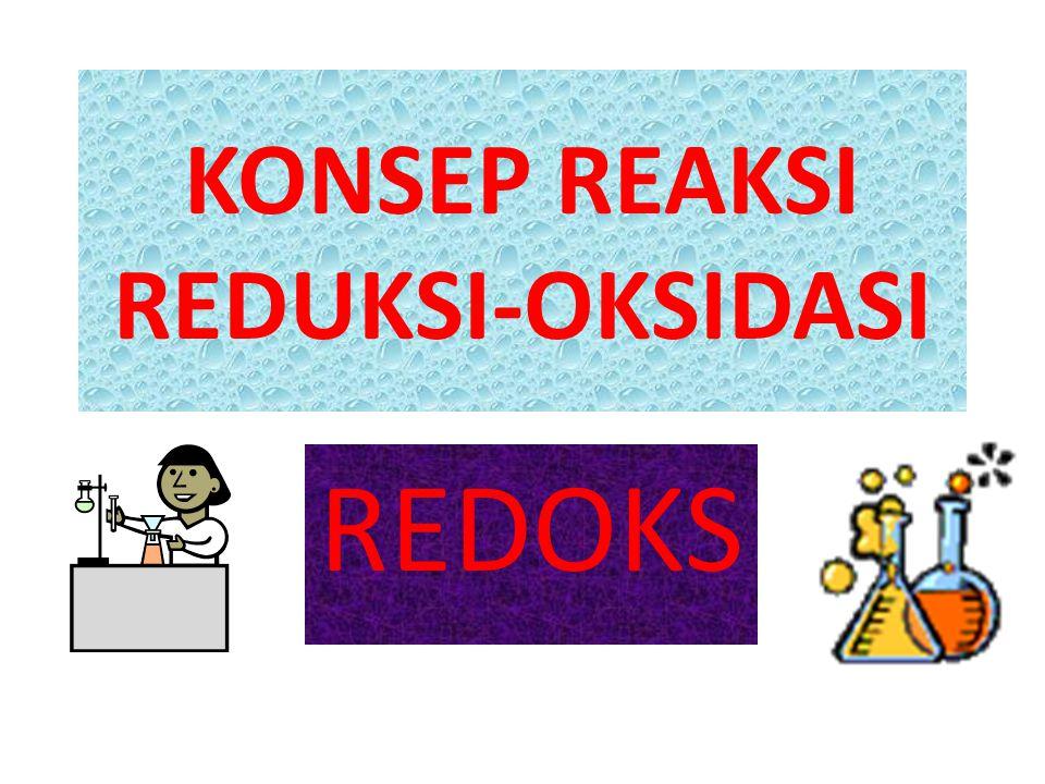 KONSEP REAKSI REDUKSI-OKSIDASI
