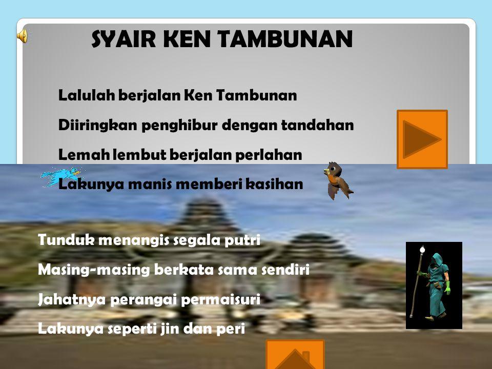 SYAIR KEN TAMBUNAN Lalulah berjalan Ken Tambunan