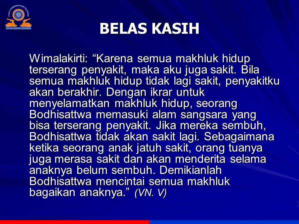 BELAS KASIH