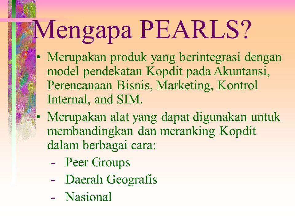Mengapa PEARLS