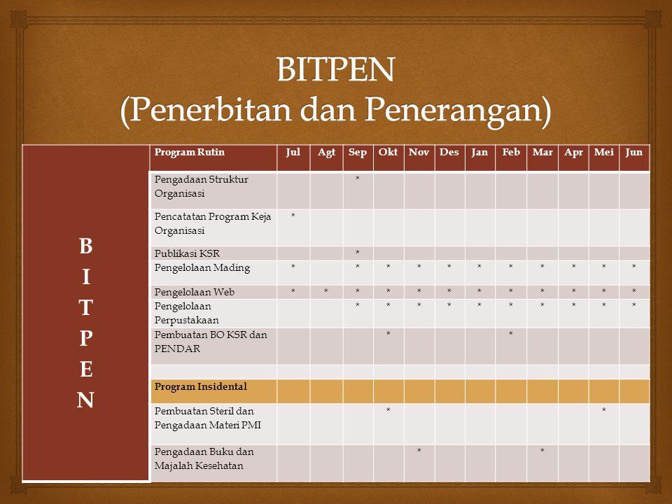 BITPEN (Penerbitan dan Penerangan)