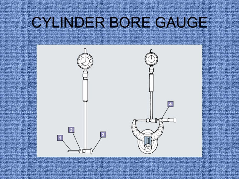 CYLINDER BORE GAUGE