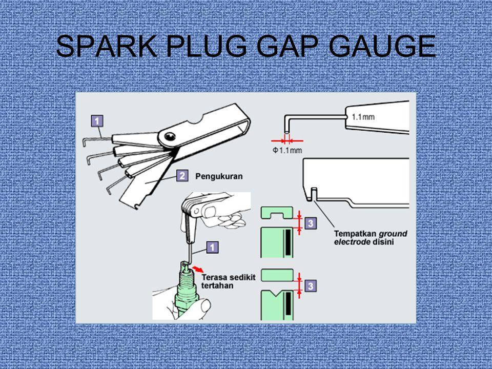 SPARK PLUG GAP GAUGE