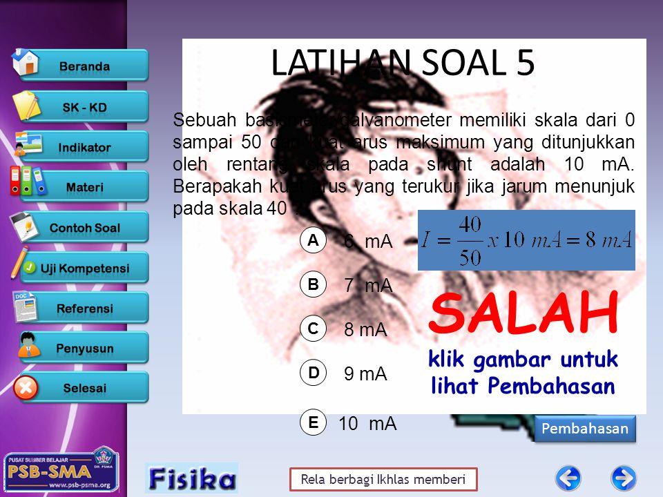 SALAH klik gambar untuk lihat Pembahasan