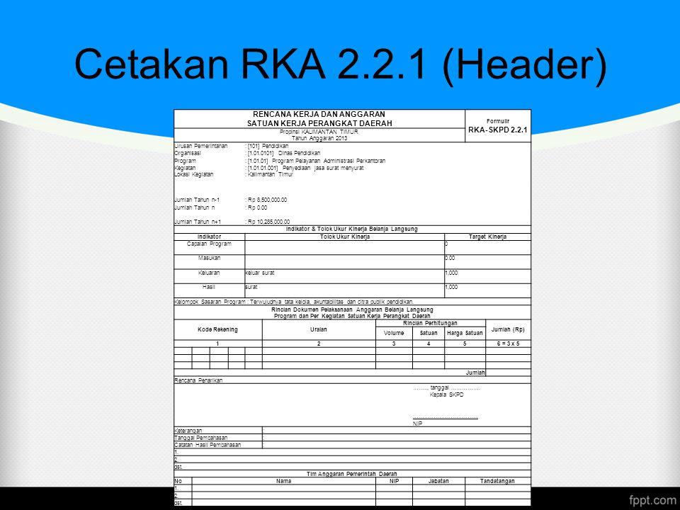 Cetakan RKA 2.2.1 (Header) www.themegallery.com