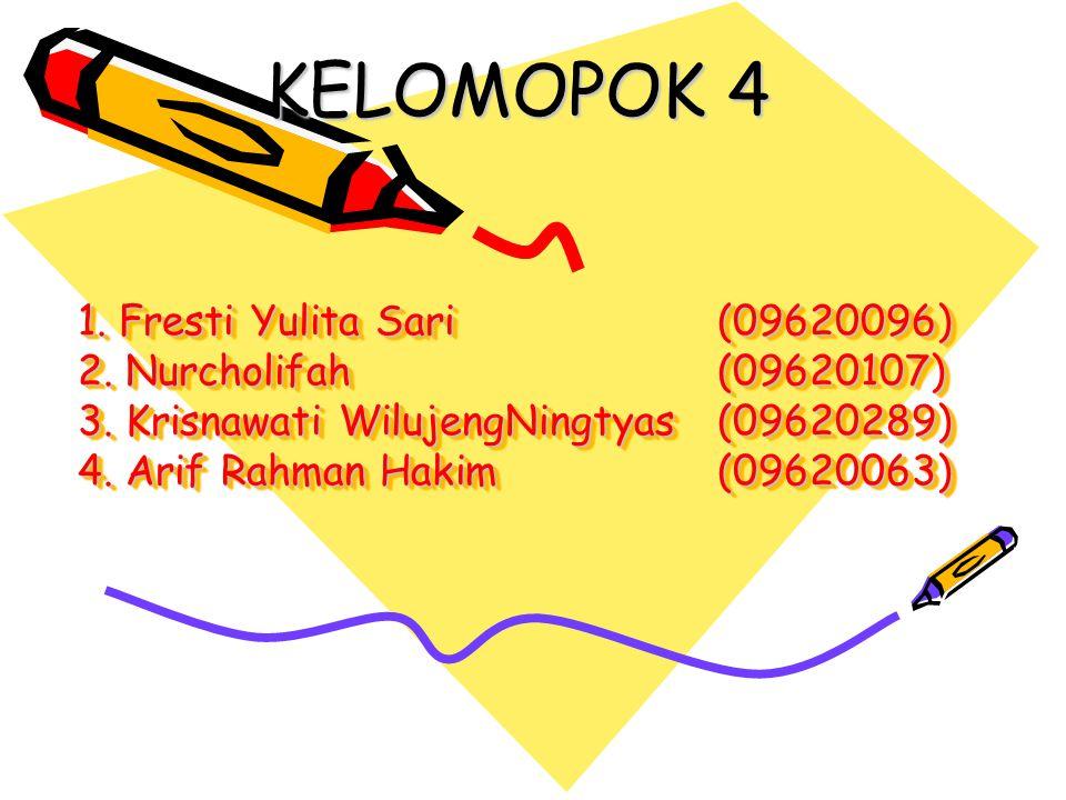 KELOMOPOK 4