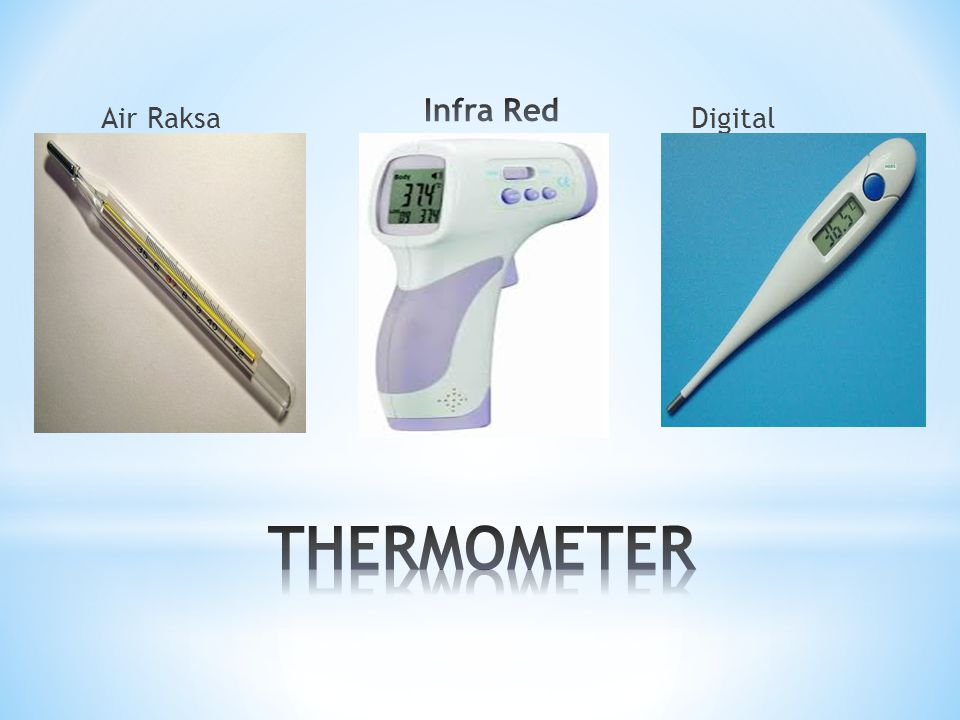 Air Raksa Infra Red Digital THERMOMETER