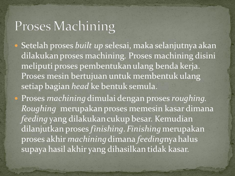 Proses Machining