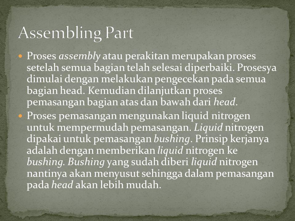 Assembling Part