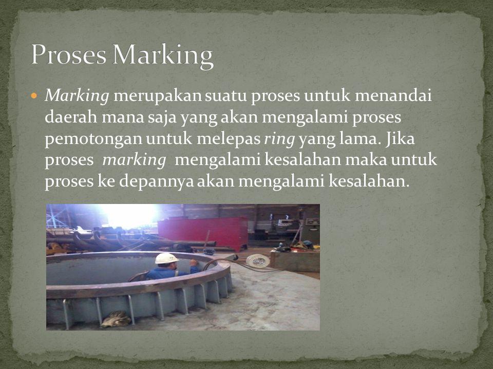 Proses Marking