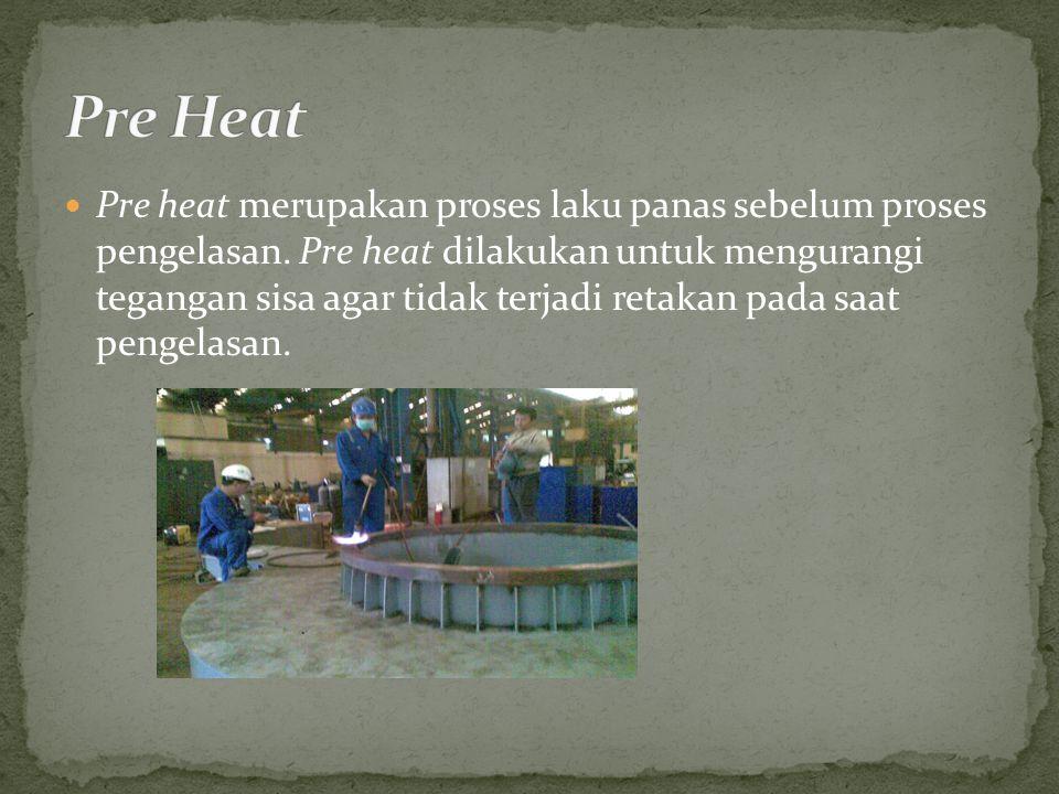 Pre Heat