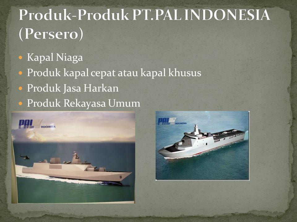 Produk-Produk PT.PAL INDONESIA (Persero)