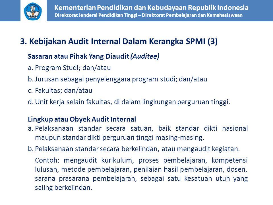3. Kebijakan Audit Internal Dalam Kerangka SPMI (3)
