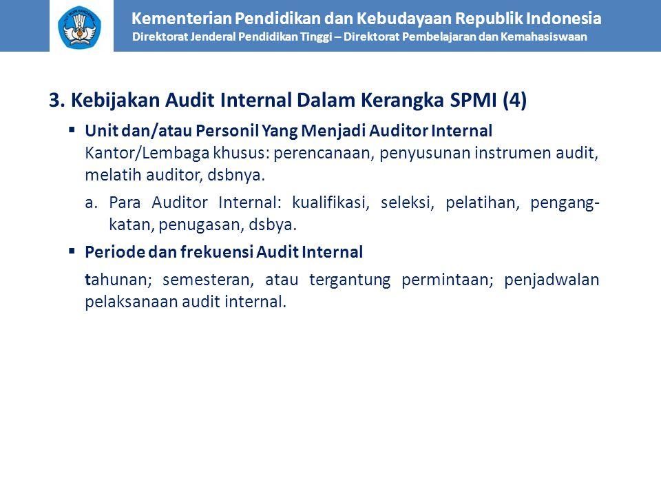 3. Kebijakan Audit Internal Dalam Kerangka SPMI (4)