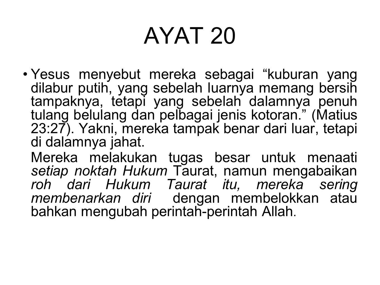 AYAT 20