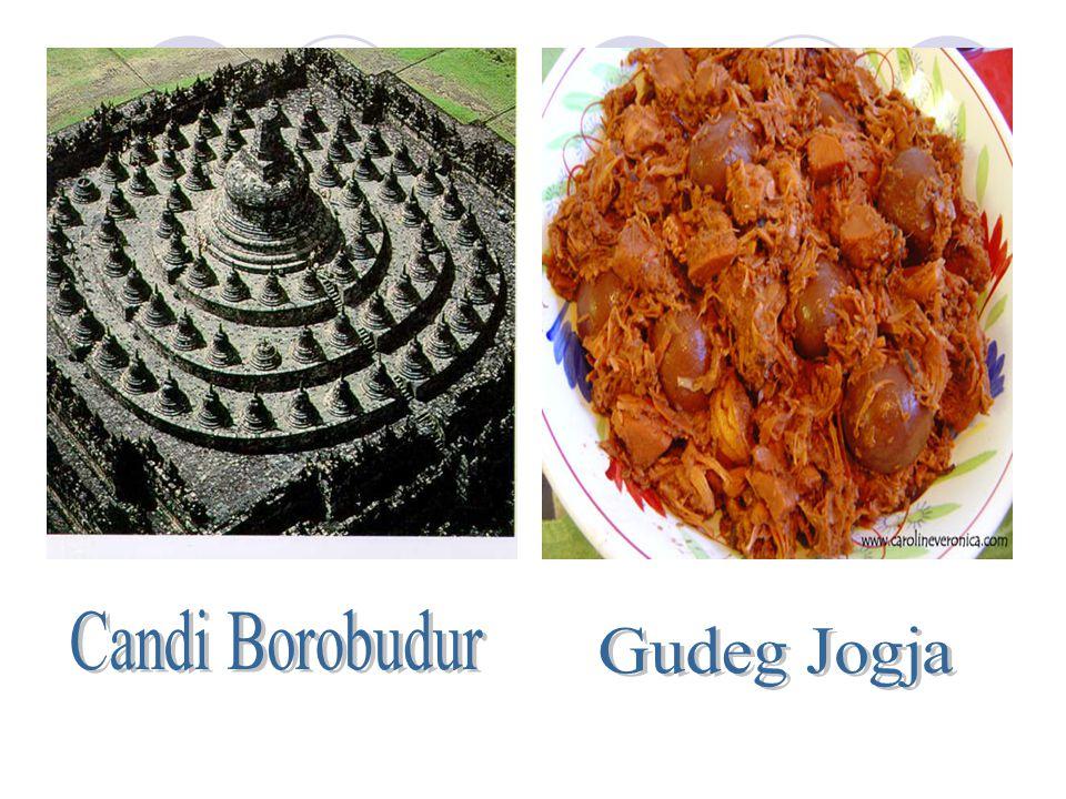 Candi Borobudur Gudeg Jogja