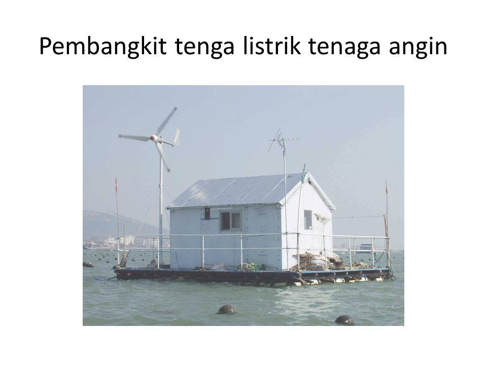 Pembangkit tenga listrik tenaga angin