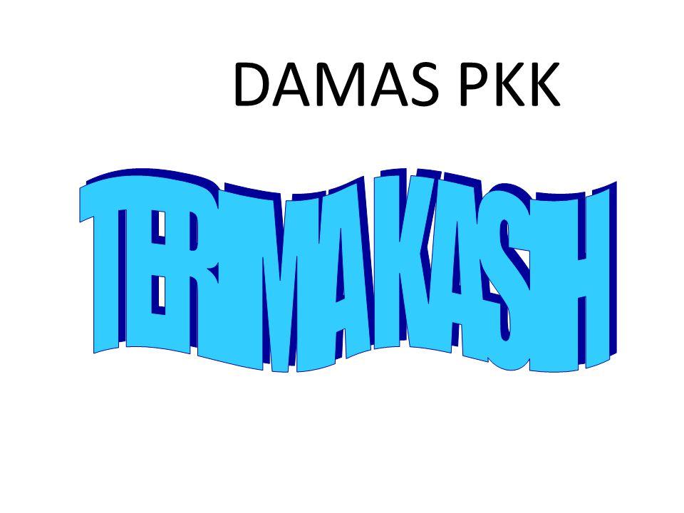 DAMAS PKK TERIMA KASIH