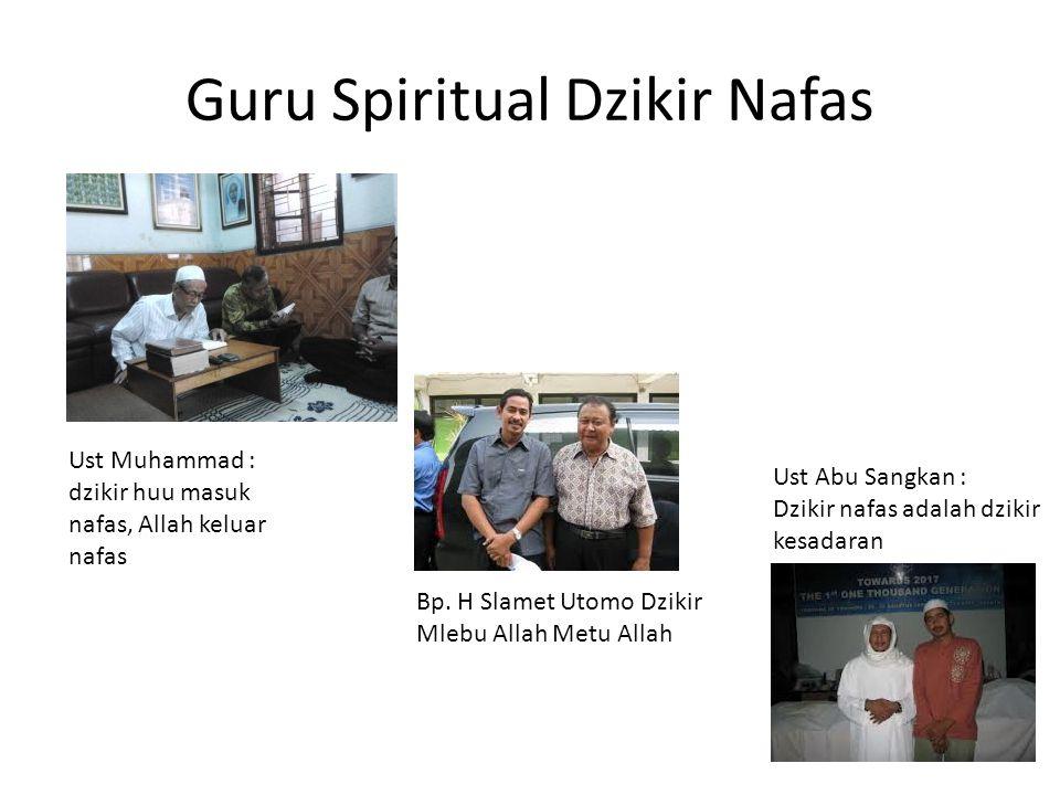 Guru Spiritual Dzikir Nafas