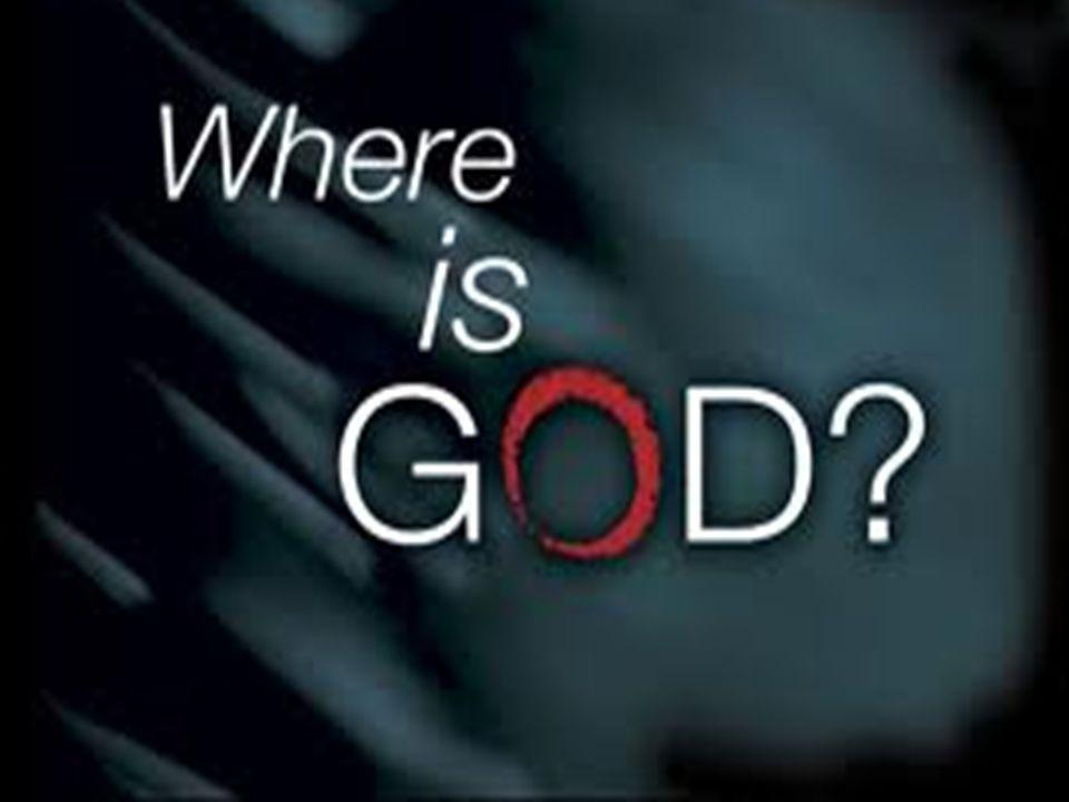 Mungkin hal‐hal seperti ini membuat orang seringkali bertanya, di tengah penderitaan, sakit penyakit dan kesulitan yang ada, dimana Tuhan sesungguhnya di dalam hidupku.