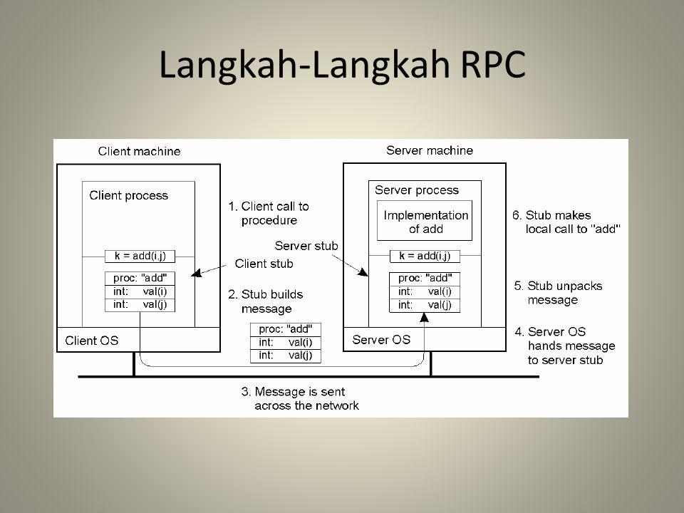 Langkah-Langkah RPC