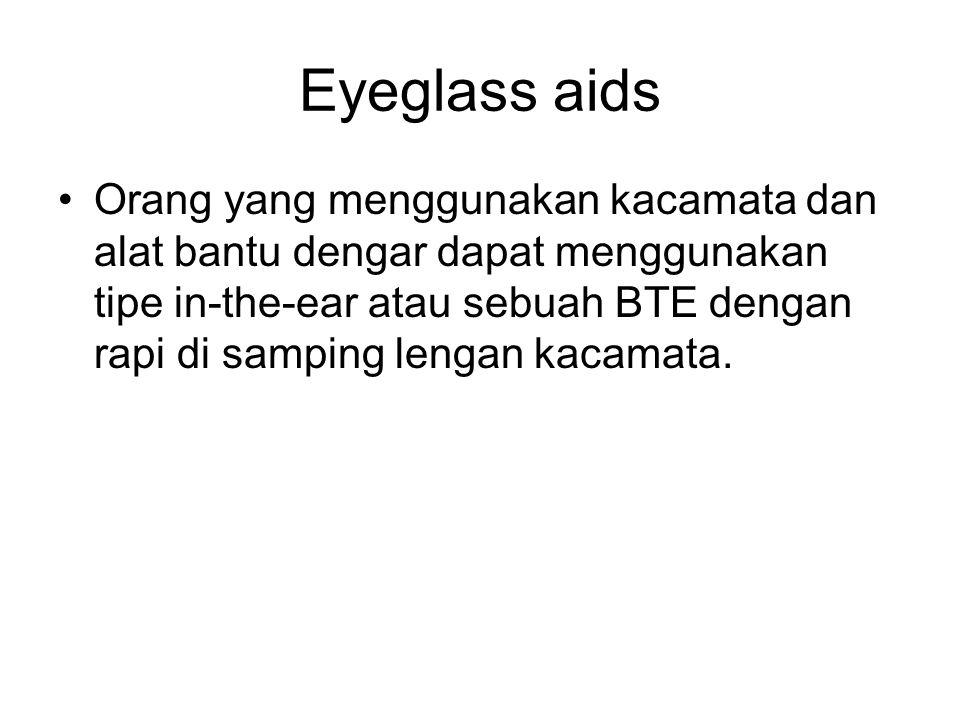 Eyeglass aids