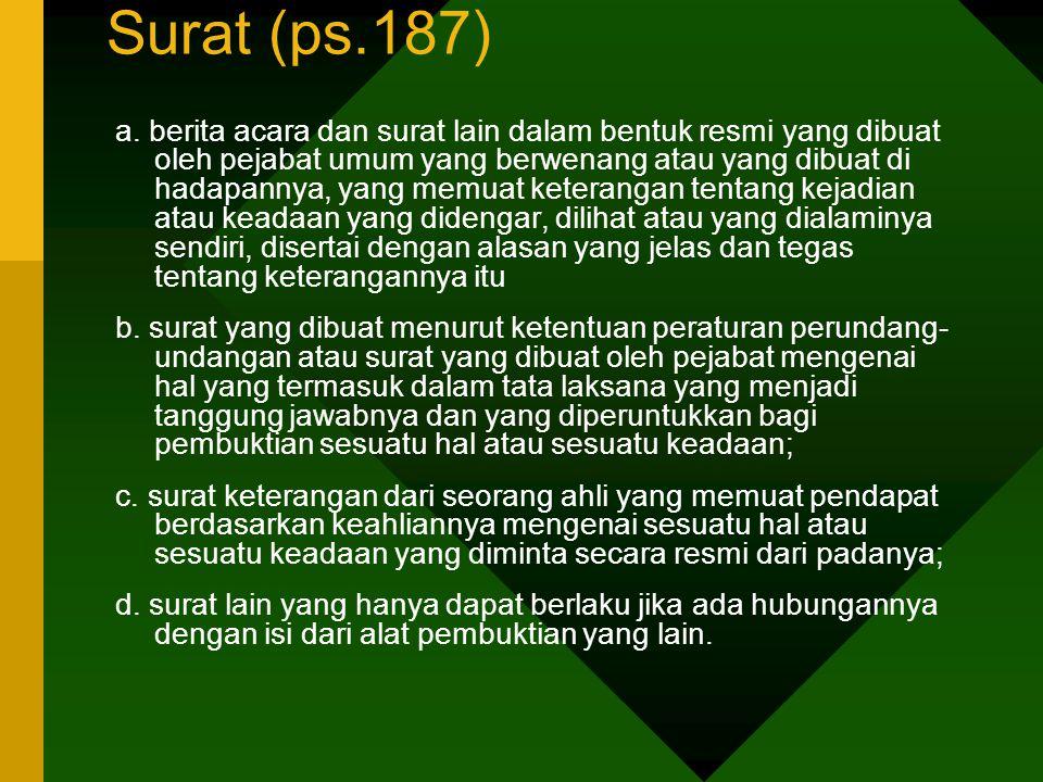 Surat (ps.187)