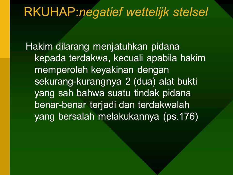 RKUHAP:negatief wettelijk stelsel