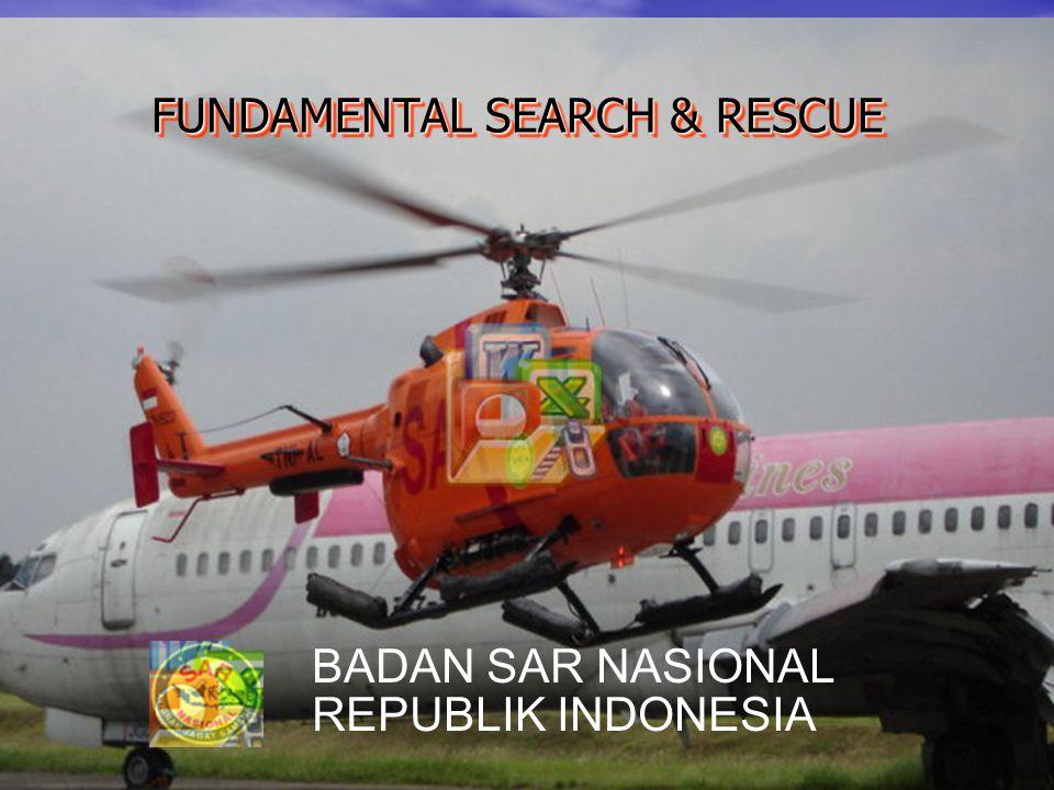FUNDAMENTAL SEARCH & RESCUE