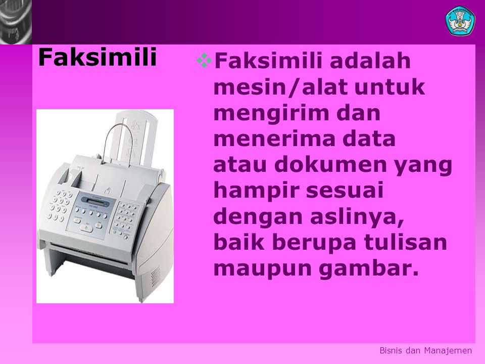 Faksimili