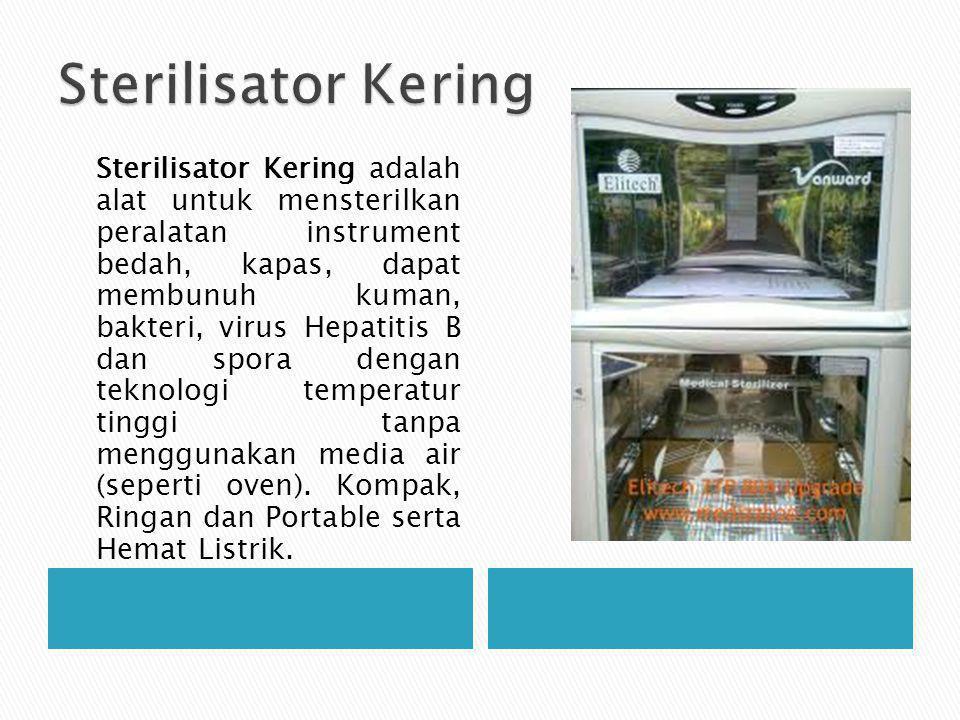Sterilisator Kering