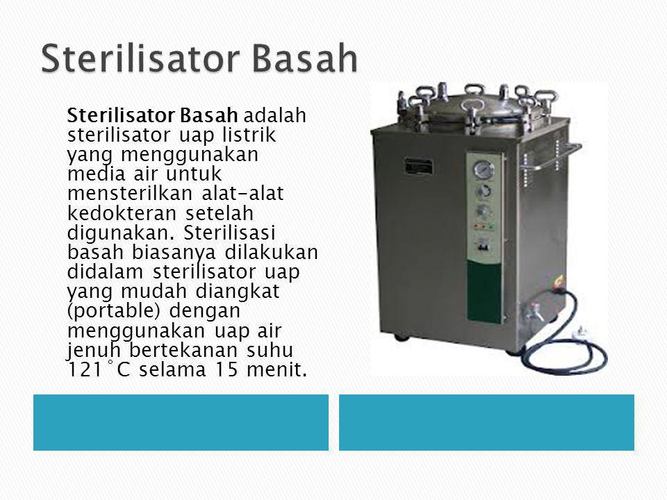Sterilisator Basah